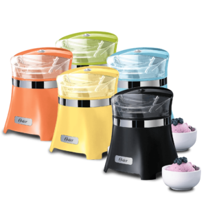 Yogurteras de colores